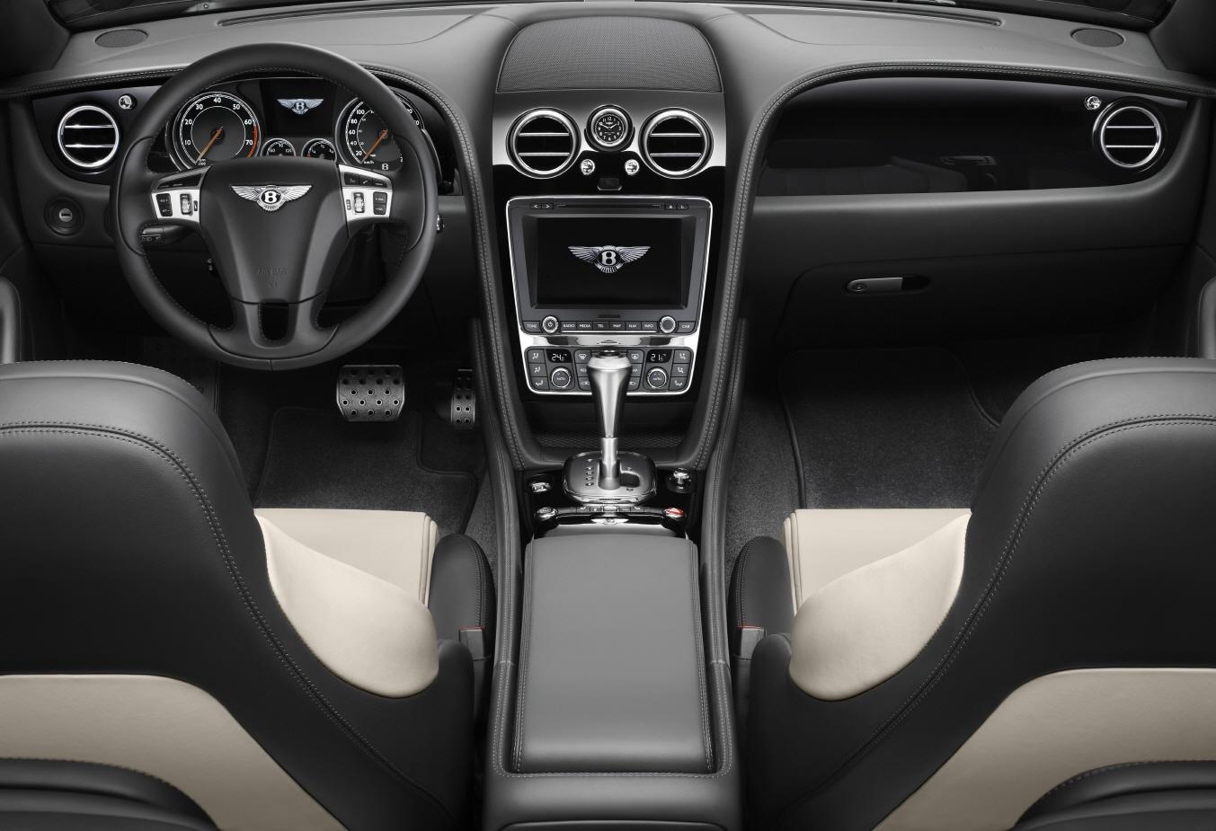 프랑크푸르트 모터쇼 V8도 S를 달았다 벤틀리 컨티넨탈 Gt V8 S 모터리언 Motorian