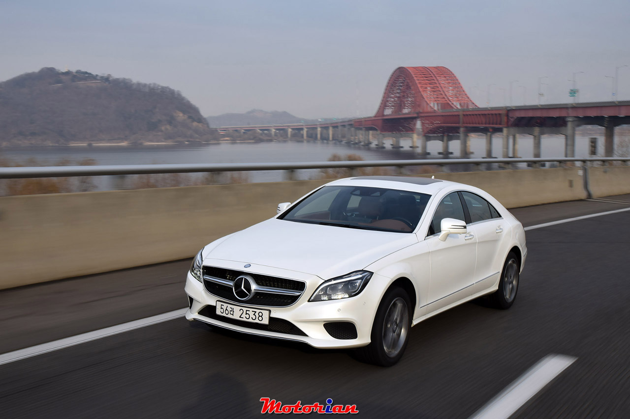Cls 400 motorian for Cls home