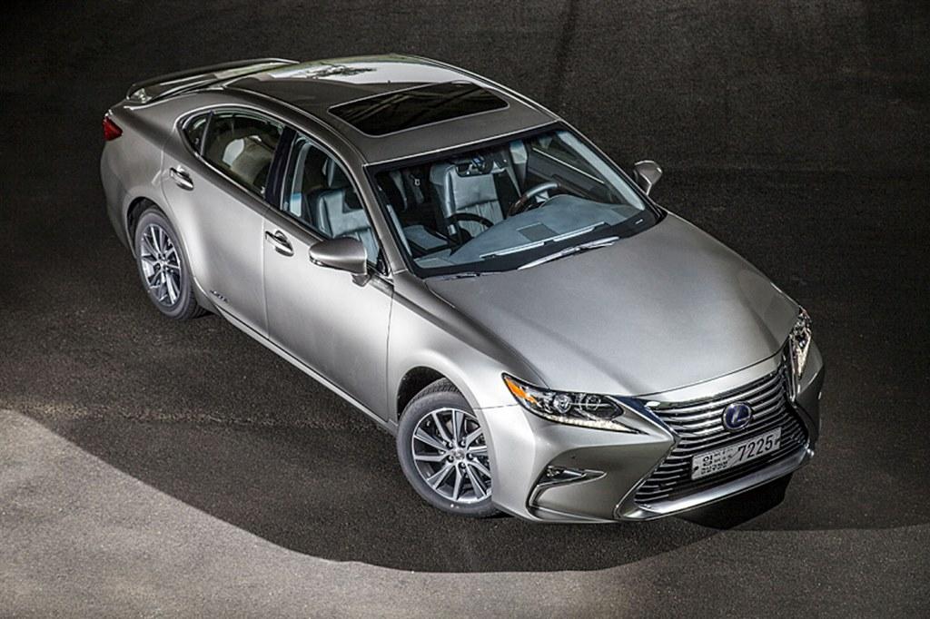 Lexus 2016 All New ES300h (7)