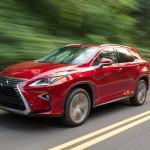 도심형 럭셔리 SUV의 원조, 렉서스 RX의 역사