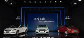 현대차, 중국형 쏘나타 하이브리드 출시