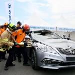 현대자동차, 제2회 소방대원 자동차 안전구조 세미나 개최
