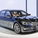 BMW 코리아, 100주년 기념 뉴 750Li xDrive 비전100 에디션 출시