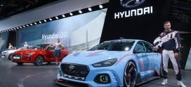 현대자동차,  2016 파리 모터쇼서 고성능 N 콘셉트카 'RN30' 최초 공개