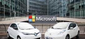 르노-닛산 얼라이언스, 마이크로소프트社와 커넥티드 드라이빙 기술 개발 파트너십 체결