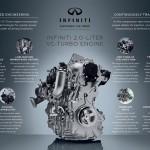 인피니티, 파리모터쇼서 VC-Turbo 엔진 기술 공개