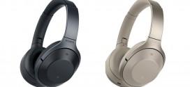 소니코리아, HRA 블루투스 노이즈 캔슬링 헤드폰 MDR-1000X 출시