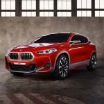 BMW, 2016 파리 모터쇼서 세계 최초로 X2 콘셉트 공개
