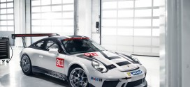 포르쉐, 가장 진보된 신형 911 GT3 컵 공개