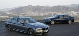 BMW 차세대 5시리즈 공개.. 내년 상반기 국내 출시