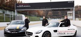 메르세데스-벤츠 코리아, AMG Performance Tour 고객 행사 개최