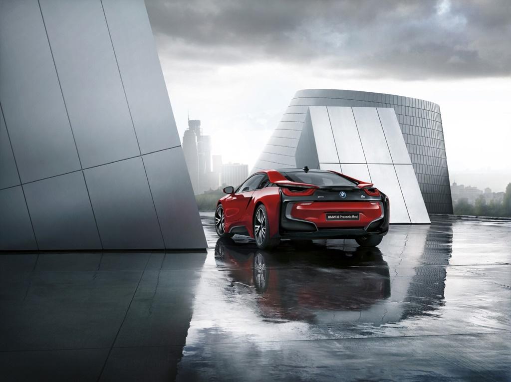 사진-BMW i8 프로토닉 레드 에디션 (2)