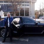 BMW 그룹 코리아, 리처드 도킨스 교수 의전차량 지원
