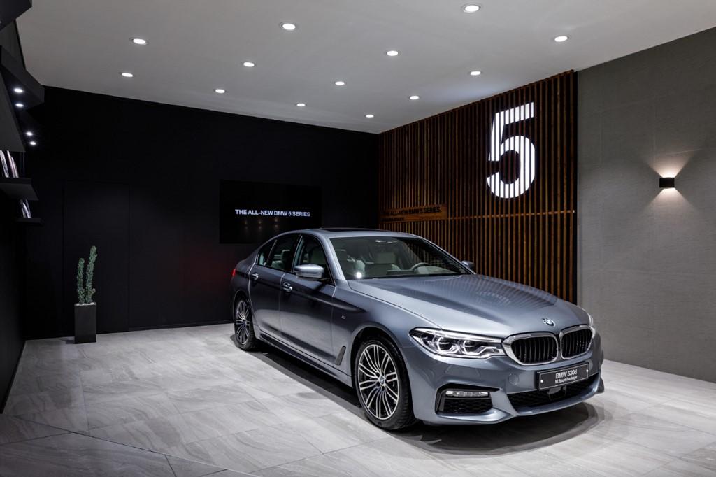 사진-BMW 코리아, 뉴 5시리즈 고객 프리뷰 (2)