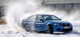 BMW 드라이빙 센터, 윈터 드라이빙 프로그램 운영