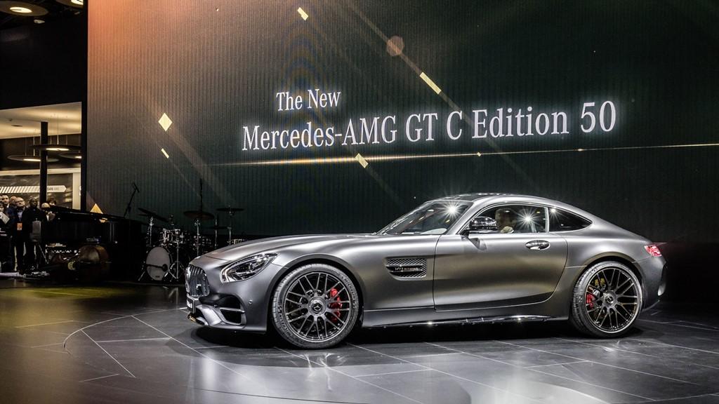 사진3-NAIAS 2017-더 뉴 메르세데스-AMG GT C 에디션 50
