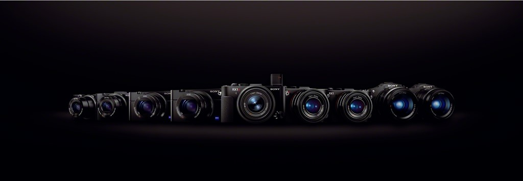 [이미지] 소니 하이엔드 카메라 브랜드 RX 시리즈
