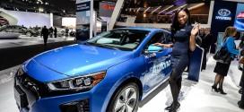 현대자동차, '2017 디트로이트 모터쇼' 참가