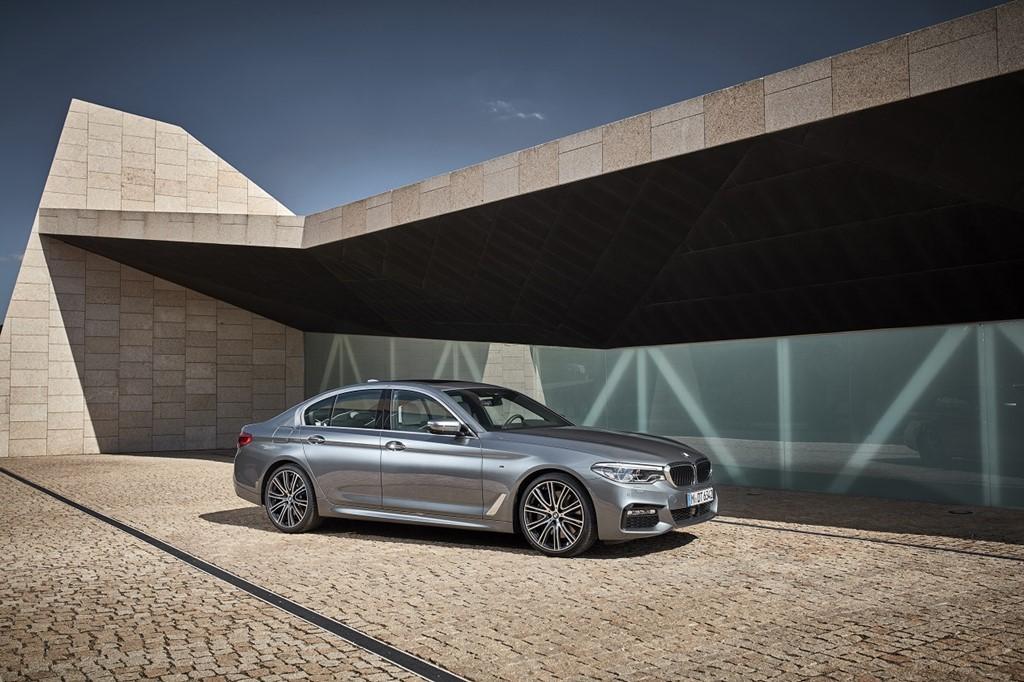 BMW 뉴 5시리즈, 금융 프로모션 공개(1)