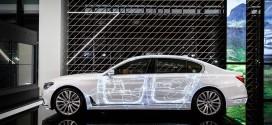 BMW 코리아, 뉴 7시리즈 프로젝션 맵핑 전시