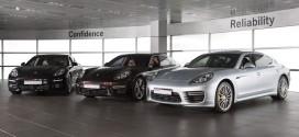 포르쉐 공식 딜러 SSCL, 포르쉐 인증 중고차 센터 '뉴이어 스페셜 이벤트' 진행