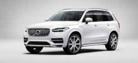 볼보자동차 플래그십 SUV 'The All-New XC90', '2017 올해의 SUV' 2관왕