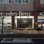 메르세데스-벤츠 코리아, 부천 전시장 오픈