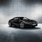 사진 - 2017 제네바국제모터쇼_BMW i8 프로토닉 프로즌 블랙 에디션