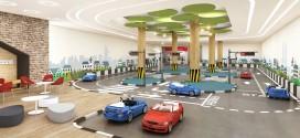 BMW 코리아, 파라다이스호텔 부산에 '키즈 드라이빙 존' 오픈