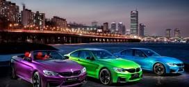BMW 코리아, M3 & M4 스페셜 페인트워크 에디션 출시