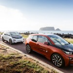 BMW 도이치모터스, i3 200대 제주도에서 판매 및 딜리버리 세레모니 진행
