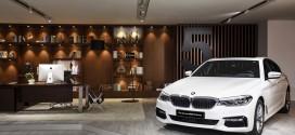 BMW, 뉴 5시리즈를 위한 이색 마케팅