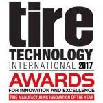 """브리지스톤의 최첨단 타이어 조립생산 시스템,  """"2017년 타이어 제조 혁신상"""" 수상"""