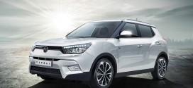 쌍용자동차, 1월 내수, 수출 포함 총 10,420대 판매