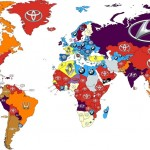 Google most searched car brands -