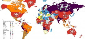 러시아서 가장 많이 검색하는 브랜드는 현대? 국가별 검색 순위 눈길