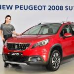 'New 푸조 2008 SUV' 국내 공식 출시