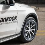 한국타이어, 메르세데스-벤츠 프리미엄 SUV GLC와 GLC 쿠페에 신차용 타이어 공급
