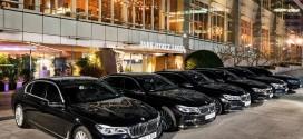BMW 그룹 코리아, 파크 하얏트 서울에 '뉴 7시리즈' 공급