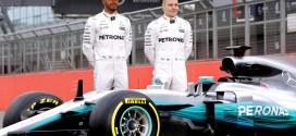 메르세데스-AMG 페트로나스 모터스포츠 팀, 새로운 팀과 F1 머신으로 2017 F1 시즌 출격