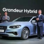 (사진1) 현대차, 신형 그랜저 하이브리드 출시