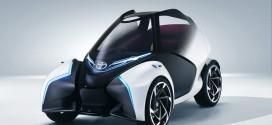 토요타자동차, 제네바모터쇼서 근미래 도시형 모빌리티 컨셉 'TOYOTA i-TRIL' 공개