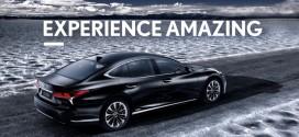 렉서스 코리아, 새로운 브랜드 태그라인 'EXPERIENCE AMAZING'발표