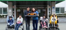 """포르쉐 공식 딜러 SSCL, 초록우산 어린이재단 한사랑마을에 """"꿈의 엔진을 달다"""" 프로젝트 특별상 전달"""