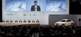BMW 그룹, 미래 이동성 전략 및 실적 발표