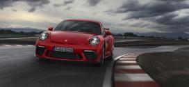 도로와 레이스 트랙을 아우르는 911, 신형 '포르쉐 911 GT3′ 공개