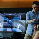 [사진] 롤스로이스모터카, 가상현실(VR) 비스포크 체험 프로그램 개발