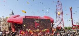 페라리 랜드(Ferrari Land), 세계의 주목을 받으며 화려하게 개장