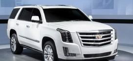 캐딜락, 초호화 SUV 에스컬레이드 판매 돌입
