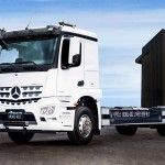 다임러 트럭 코리아, 뉴 아록스(The new Arocs) 4×2 에어서스펜션 카고 국내 출시